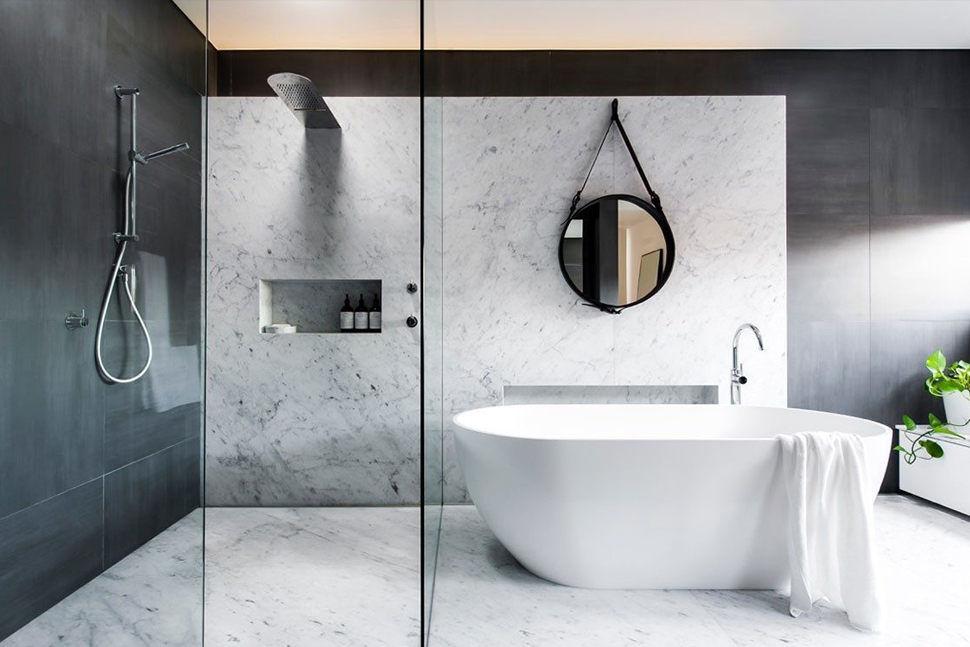 Küçük banyolar için pratik çözümler