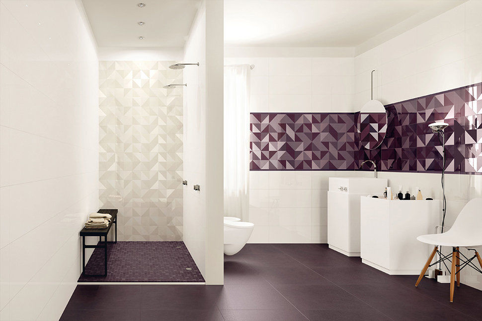 2017 banyo fayans trendleri mimarl k stanbul. Black Bedroom Furniture Sets. Home Design Ideas