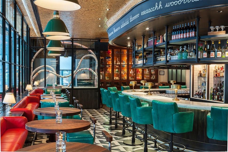 Drummonds Bar And Kitchen