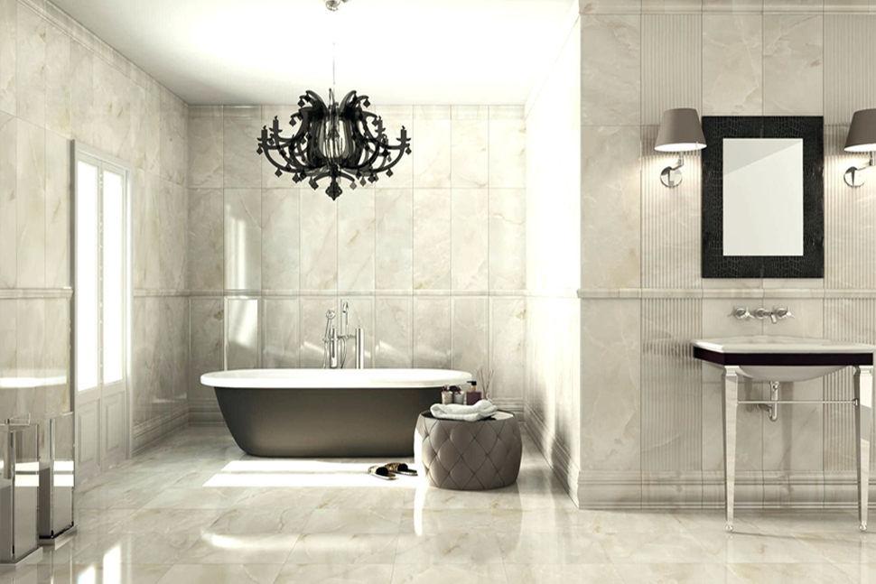 Viktoryan Tarzı Banyo Tasarımı