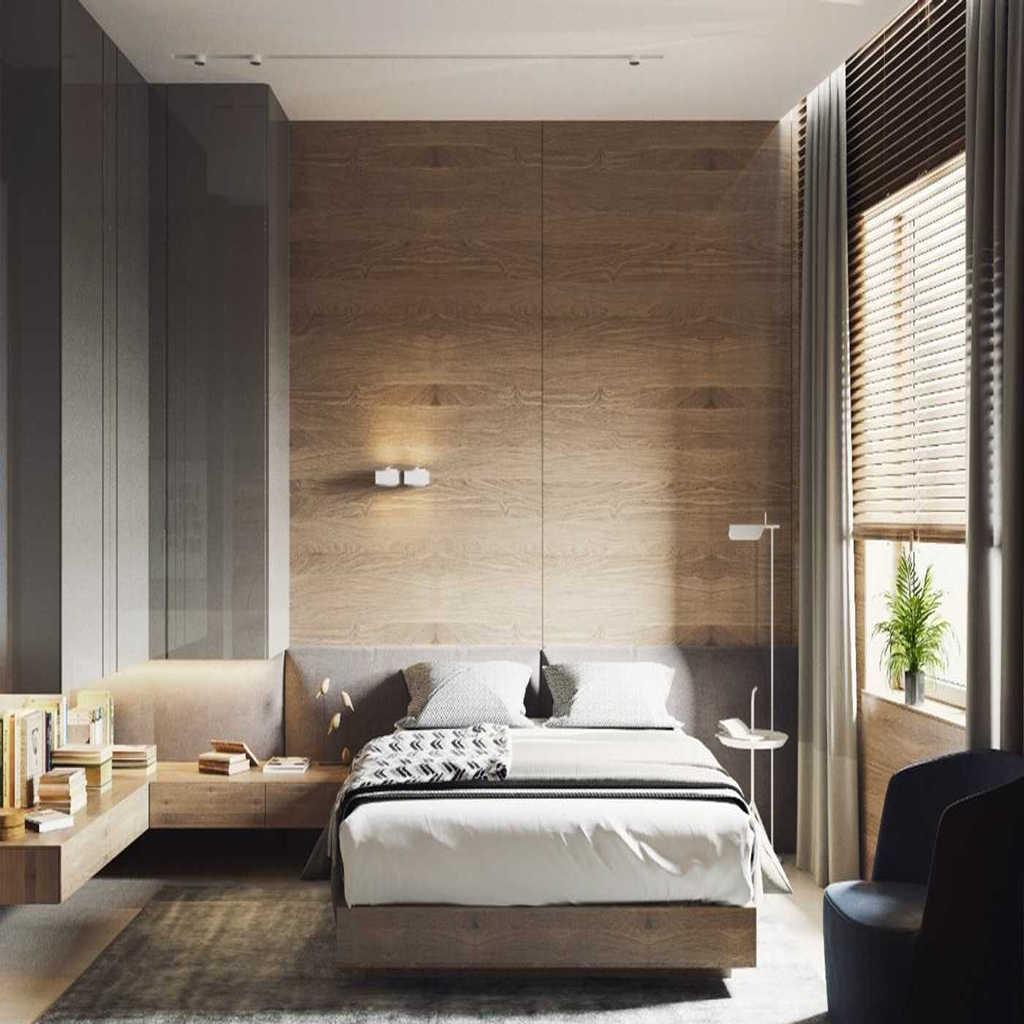 Modern Yatak Tasarımı