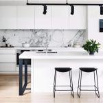 Küçük Mutfaklar için 29 Yaratıcı Çözüm