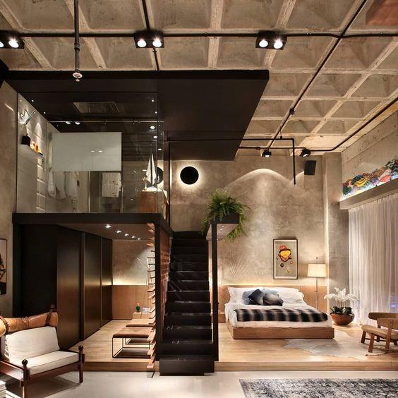 loft daire