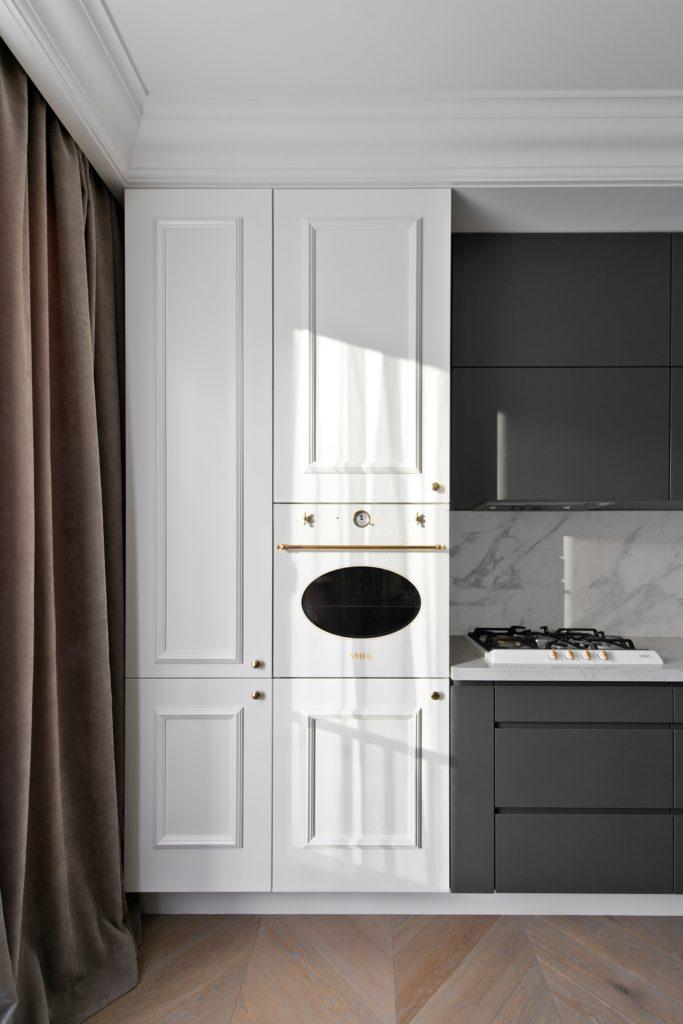 Ada mutfak tasarımı modern mutfak alanları