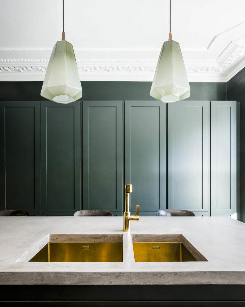 Klasik stilleri zarif tasarım trendleriyle birleştirin modern klasik mutfak