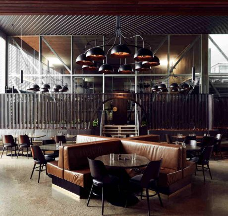 Vintage Cafe Tasarımı